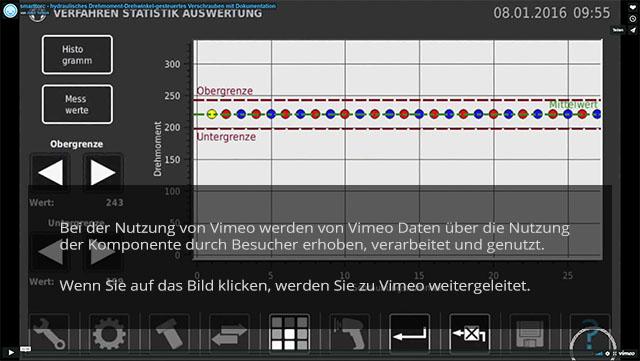 Vimeo-Verfahren-Statistik-Auswertung